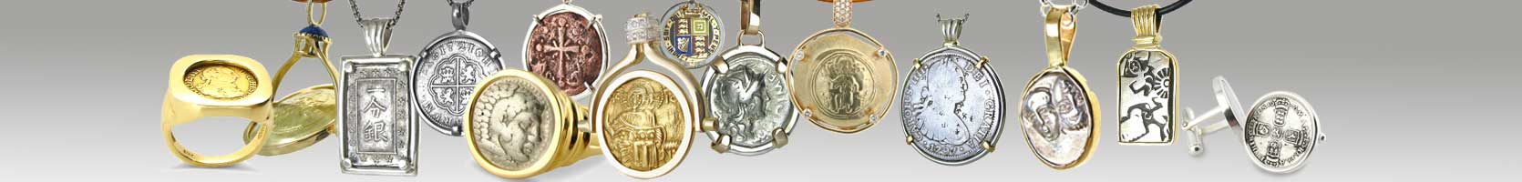Asian Coin Jewelry