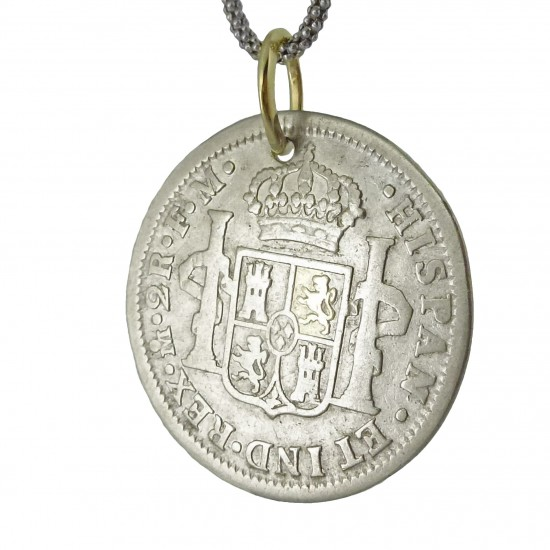 A Great Spanish Coin from the 1700's