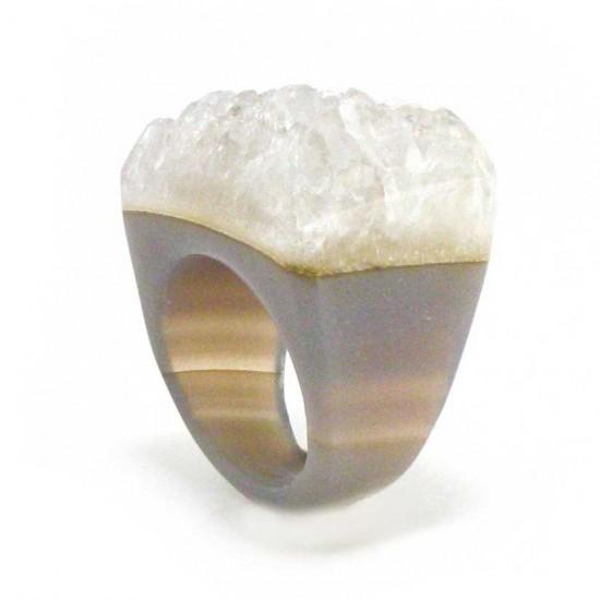Brazilian Agate Crystal Size 6