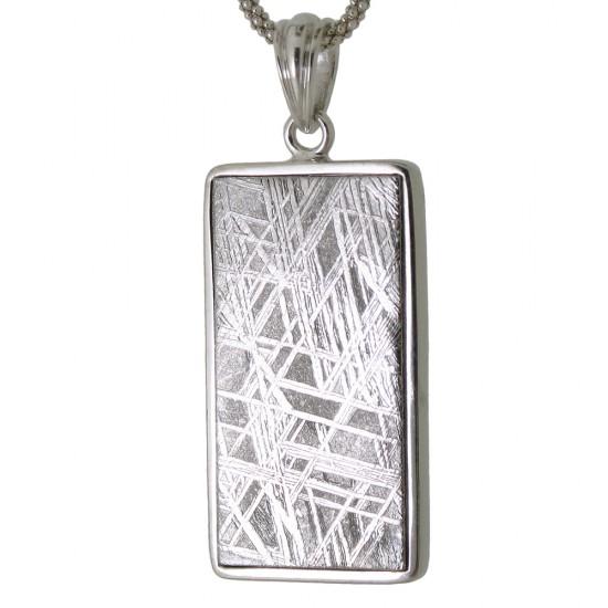 A Classic Meteorite Pendant