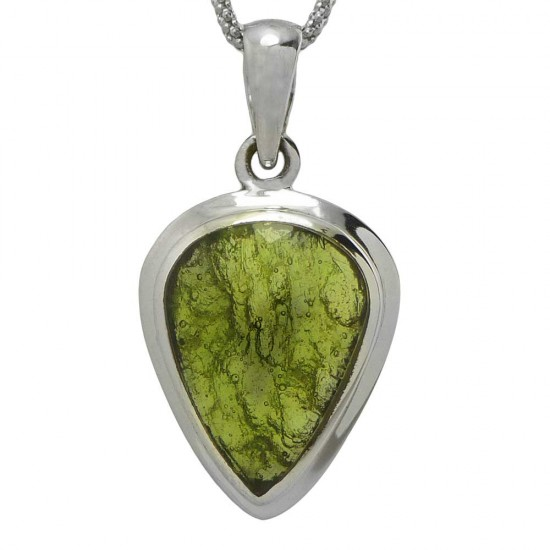 A Larger Designer Drop Moldavite