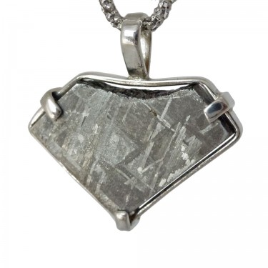 Smaller Gibeon Meteorite in Custom Frame