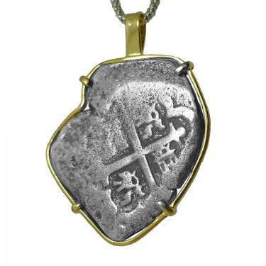 Spanish Shipwreck Cob Coin