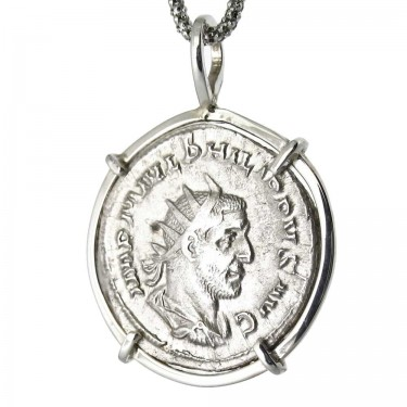 A Great Roman Coin Pendant for a Man