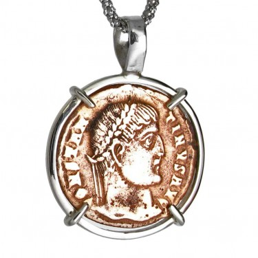 Constantine 1, First Roman Christian Ruler