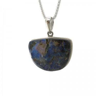 Australian Boulder Opal Pendant - 34ct