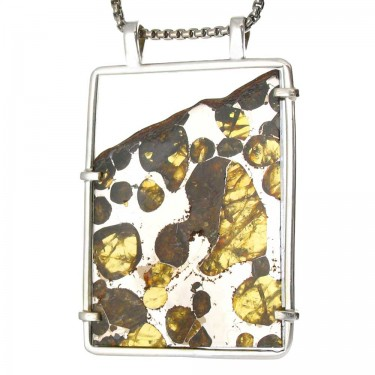 A Pallasite From Belarus