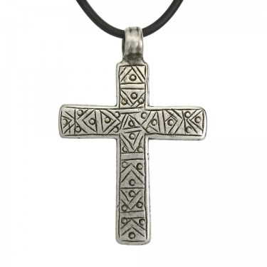 A Patterned Cross