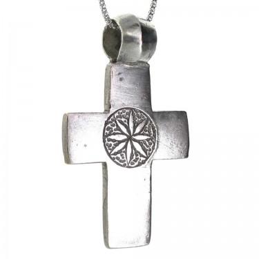 A Simple Design Coptic Christian Cross