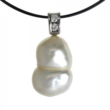 One of Our Largest South Sea Pearls