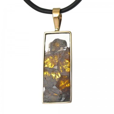 A Pallasite Meteorite from Chile