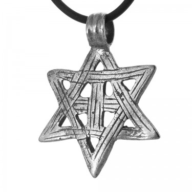 Falasha Star of David, Ethiopia