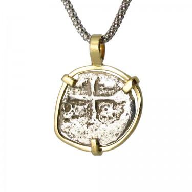 Silver Half Reale 1600's
