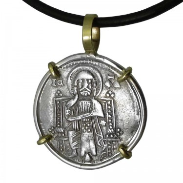 A Very Fine Christ Coin From Venice
