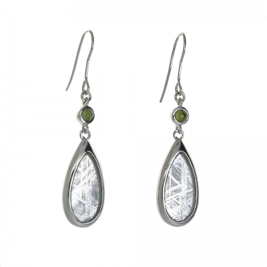 Our Most Popular Meteorite Earring