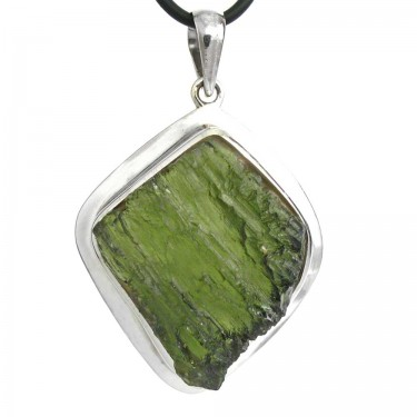 Our Largest Natural Moldavite Crystal