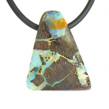 A Smaller Boulder Opal from Queensland, Australia