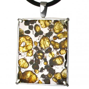 Our Largest Pallasite Meteorite