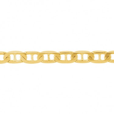14kt Gold Anchor Link