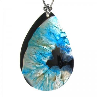 A Spectacular Translucent Agate